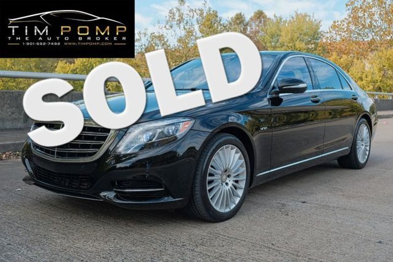 2015 Mercedes-Benz S 600  | Memphis, Tennessee | Tim Pomp - The Auto Broker in Memphis Tennessee
