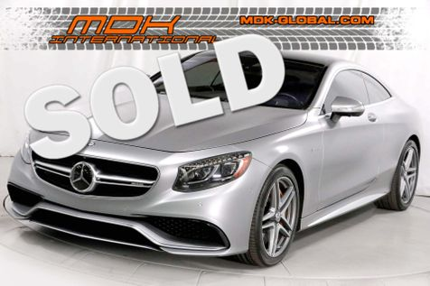 2015 Mercedes-Benz S 63 AMG - Edition 1 - Original MSRP of $198175 in Los Angeles