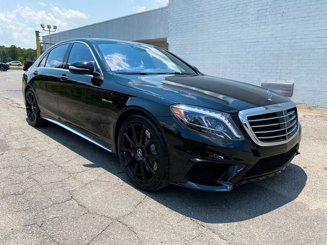 2015 Mercedes-Benz S 63 AMG S 63 AMG?? Madison, NC 7