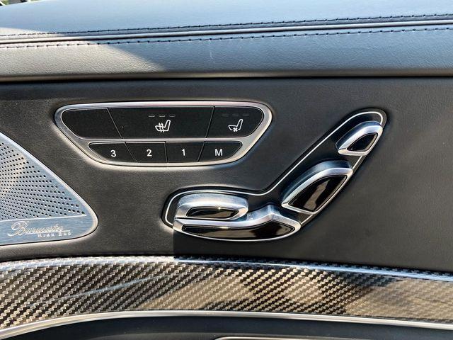 2015 Mercedes-Benz S 63 AMG S 63 AMG?? Madison, NC 17