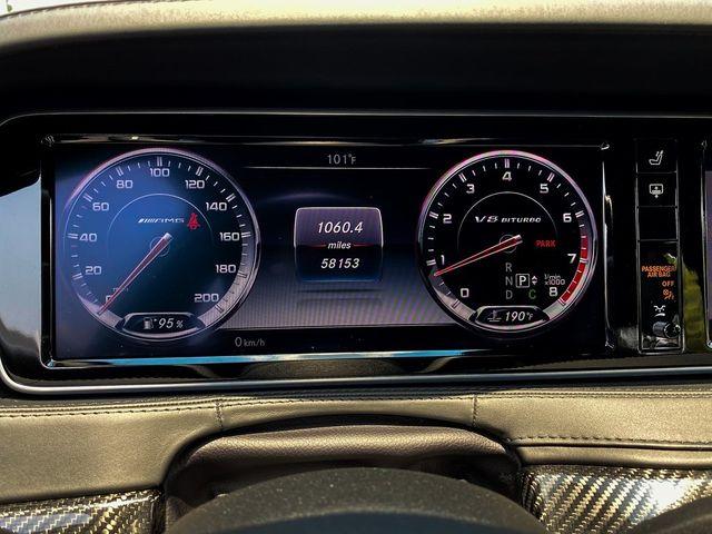 2015 Mercedes-Benz S 63 AMG S 63 AMG?? Madison, NC 46