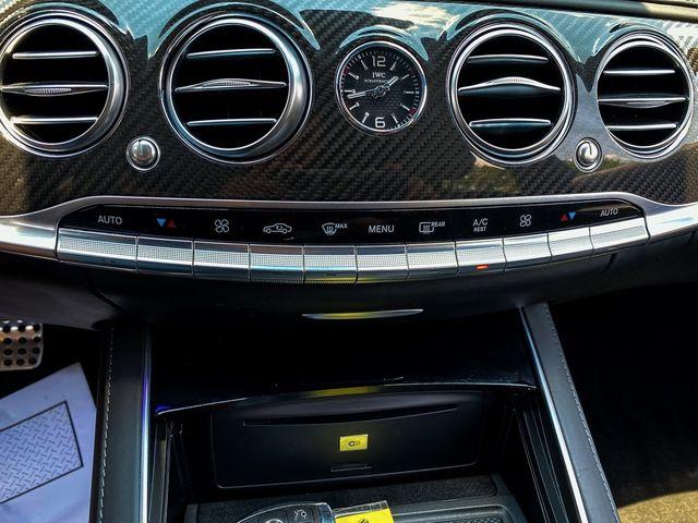 2015 Mercedes-Benz S 63 AMG S 63 AMG?? Madison, NC 47