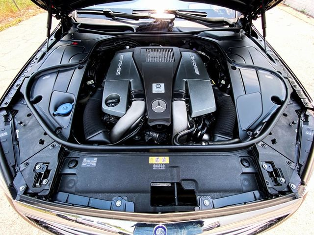 2015 Mercedes-Benz S 63 AMG S 63 AMG?? Madison, NC 55