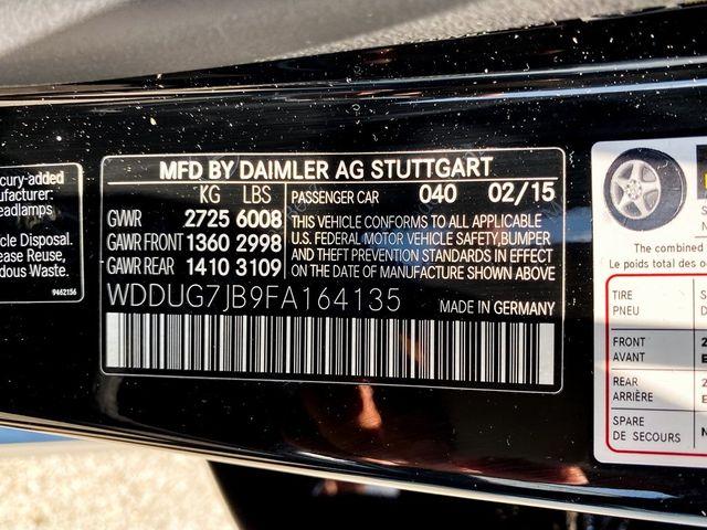 2015 Mercedes-Benz S 63 AMG S 63 AMG?? Madison, NC 57