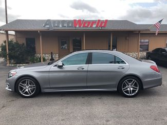 2015 Mercedes-Benz S Class S550 in Marble Falls TX, 78654
