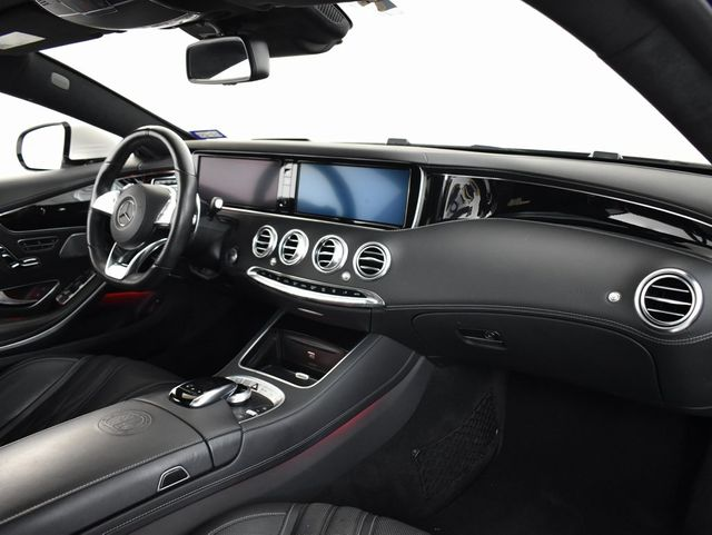 2015 Mercedes-Benz S-Class S 63 AMG 4MATIC in McKinney, Texas 75070