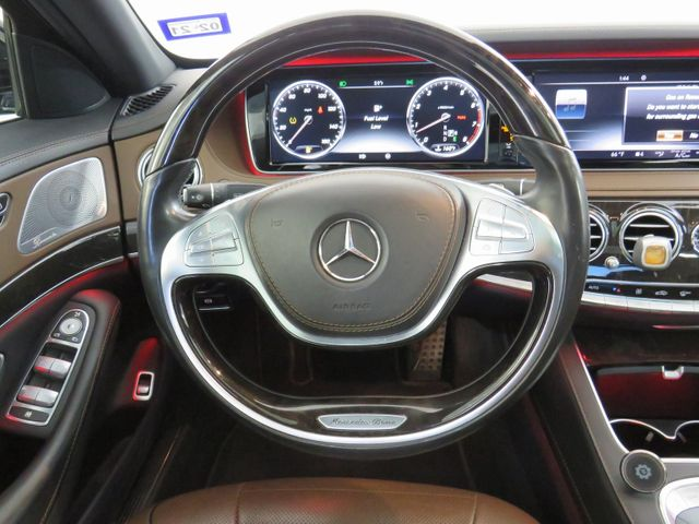 2015 Mercedes-Benz S-Class S 550 in McKinney, Texas 75070