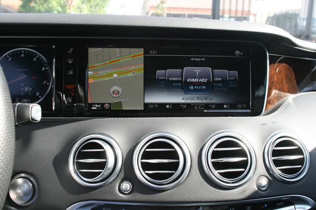 2015 Mercedes-Benz S550 Coupe Houston, Texas 13