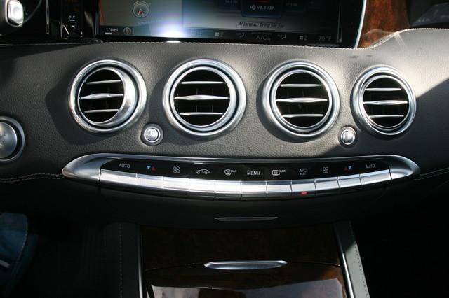 2015 Mercedes-Benz S550 Coupe Houston, Texas 14