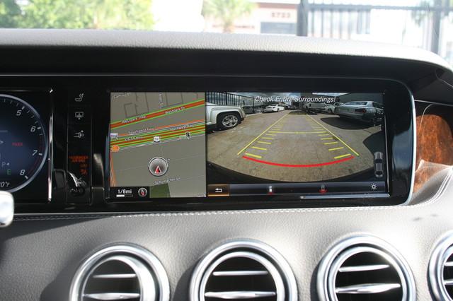 2015 Mercedes-Benz S550 Coupe Houston, Texas 18