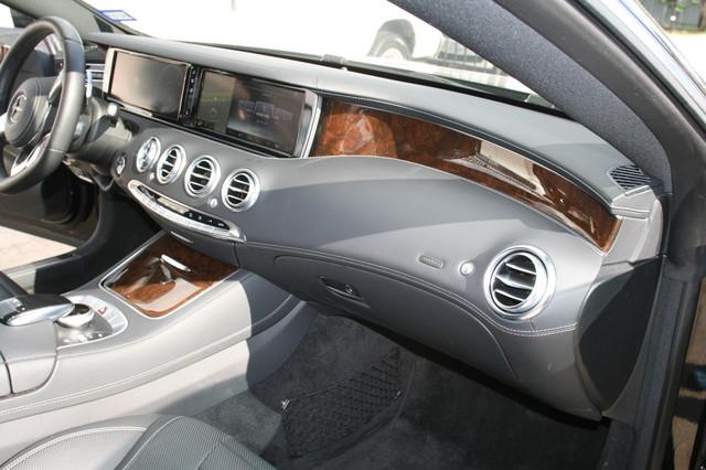2015 Mercedes-Benz S550 Coupe Houston, Texas 21