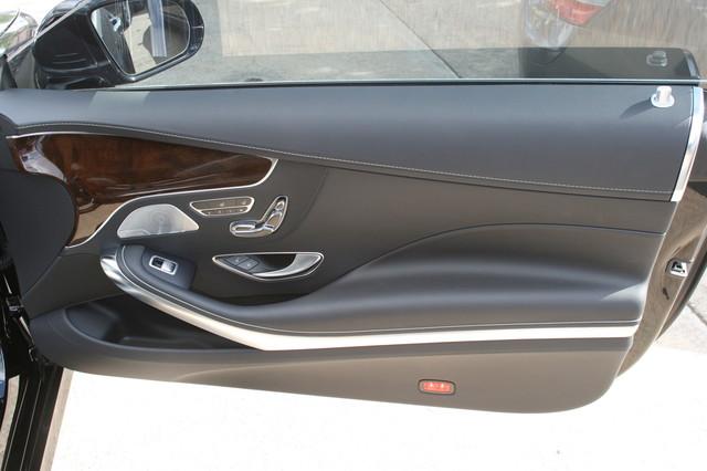 2015 Mercedes-Benz S550 Coupe Houston, Texas 23