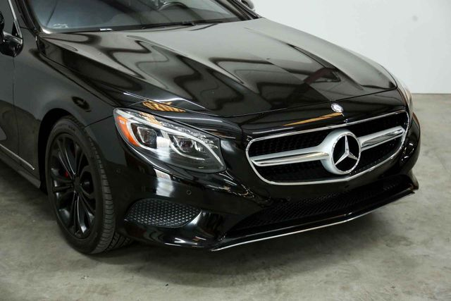 2015 Mercedes-Benz S550 Coupe Houston, Texas 4