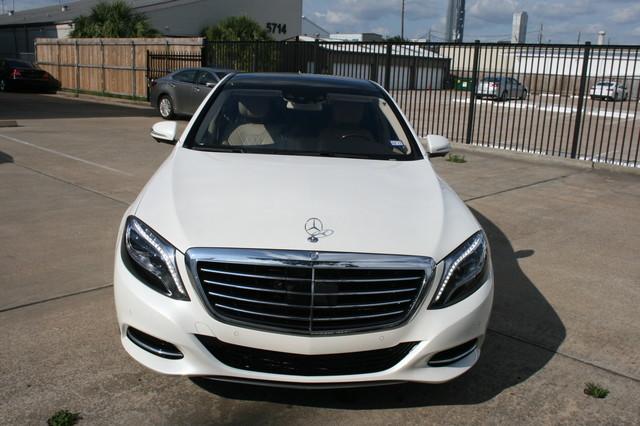 2015 Mercedes-Benz S550 Houston, Texas 0