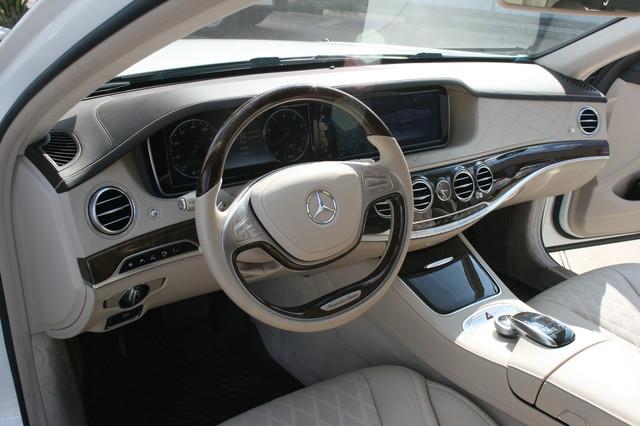 2015 Mercedes-Benz S550 Houston, Texas 9