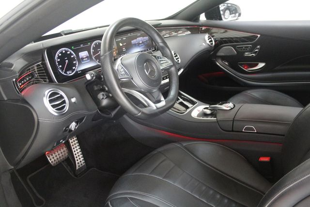 2015 Mercedes-Benz S550 Coupe Houston, Texas 15