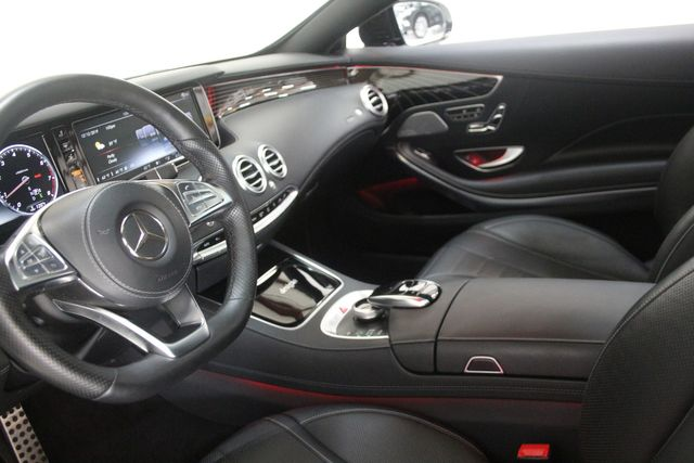2015 Mercedes-Benz S550 Coupe Houston, Texas 16
