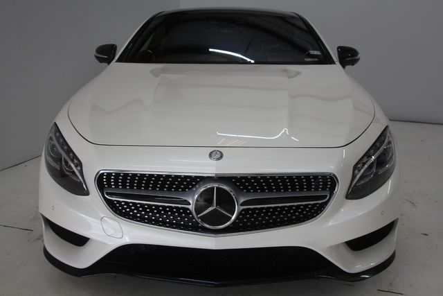 2015 Mercedes-Benz S550 Coupe Houston, Texas 2