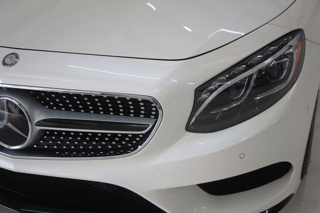 2015 Mercedes-Benz S550 Coupe Houston, Texas 3