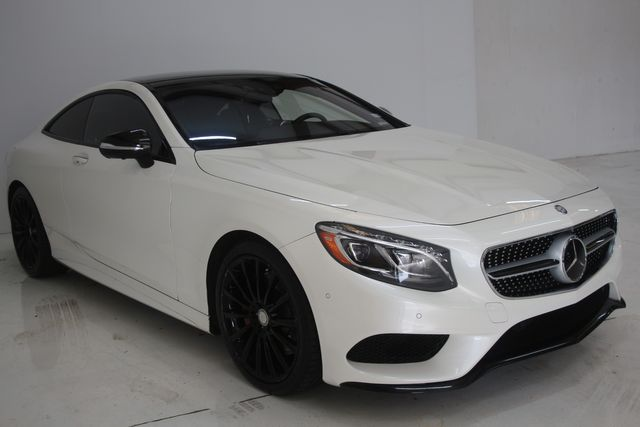 2015 Mercedes-Benz S550 Coupe Houston, Texas 5