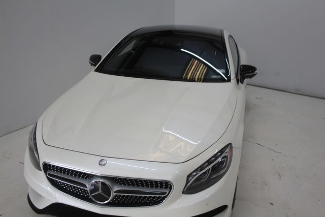 2015 Mercedes-Benz S550 Coupe Houston, Texas 8