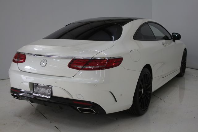 2015 Mercedes-Benz S550 Coupe Houston, Texas 9