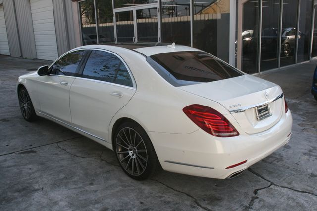 2015 Mercedes-Benz S550 Houston, Texas 2