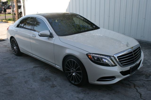 2015 Mercedes-Benz S550 Houston, Texas 5
