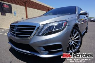 2015 Mercedes-Benz S550 AMG Sport Package S Class 550 Sedan ~ $117k MSRP | MESA, AZ | JBA MOTORS in Mesa AZ