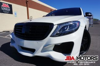 2015 Mercedes-Benz S550 Full Lorinser Package S550 S Class 550 Sedan WOW | MESA, AZ | JBA MOTORS in Mesa AZ