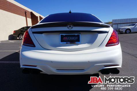 2015 Mercedes-Benz S550 Full Lorinser Package S550 S Class 550 Sedan WOW | MESA, AZ | JBA MOTORS in MESA, AZ