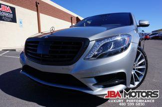 2015 Mercedes-Benz S550 S550 AMG Sport Pkg S Class 550 Sedan ~ $111k MSRP | MESA, AZ | JBA MOTORS in Mesa AZ