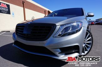 2015 Mercedes-Benz S550 S550 AMG Sport Pkg S Class 550 Sedan ~ $111k MSRP | MESA, AZ | JBA MOTORS in Mesa AZ