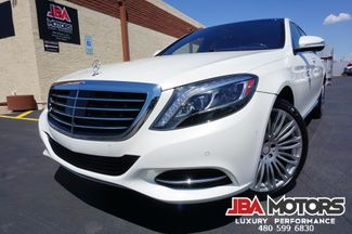2015 Mercedes-Benz S550 S Class 550 Sedan LOW MILES | MESA, AZ | JBA MOTORS in Mesa AZ