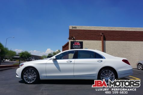 2015 Mercedes-Benz S550 S Class 550 Sedan LOW MILES | MESA, AZ | JBA MOTORS in MESA, AZ