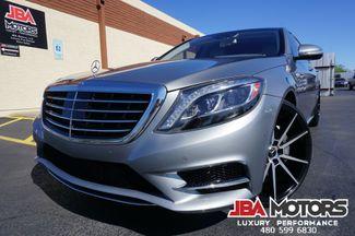 2015 Mercedes-Benz S550 S Class Sedan LOW MILES ~ AMG Sport Driver Assist | MESA, AZ | JBA MOTORS in Mesa AZ