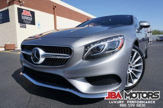 2015 Mercedes-Benz S550 S Class 550 Coupe 4Matic AWD - ONLY 21k LOW MILES | MESA, AZ | JBA MOTORS in Mesa AZ