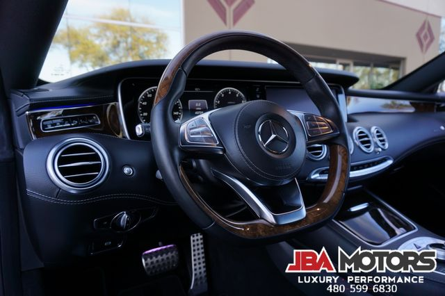 2015 Mercedes-Benz S550 S Class 550 Coupe 4Matic AWD - ONLY 43k LOW MILES in Mesa, AZ 85202