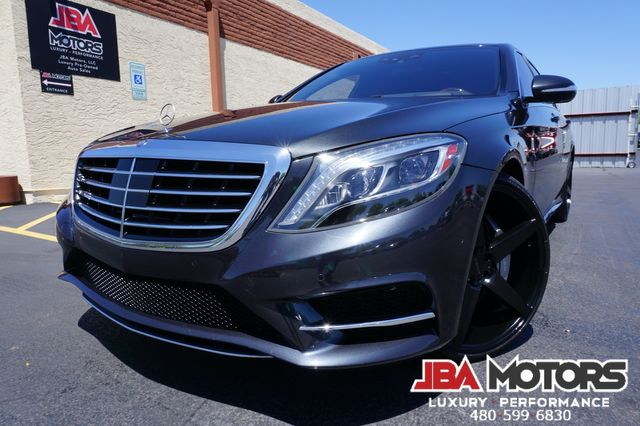 2015 Mercedes-Benz S550 S Class 550 Sedan