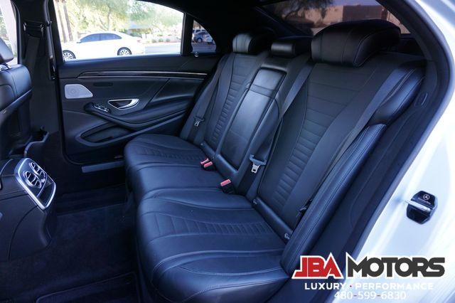 2015 Mercedes-Benz S550 S Class 550 Sedan AMG Sport Heads Up Driver Assist in Mesa, AZ 85202