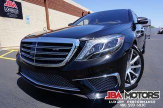 2015 Mercedes-Benz S65 AMG V12 Bi-Turbo S Class 65 AMG Sedan ~ $233K MSRP | MESA, AZ | JBA MOTORS in Mesa AZ
