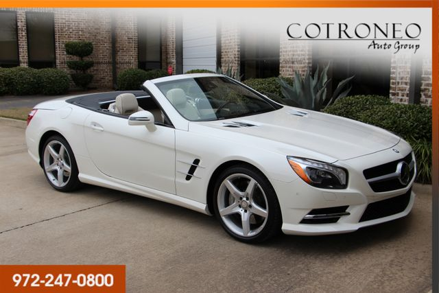 2015 Mercedes-Benz SL 400 Roadster in Addison, TX 75001