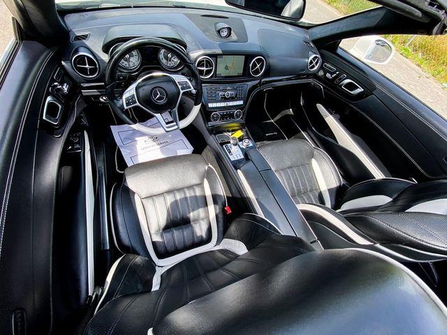 2015 Mercedes-Benz SL 550 SL 550 Madison, NC 39