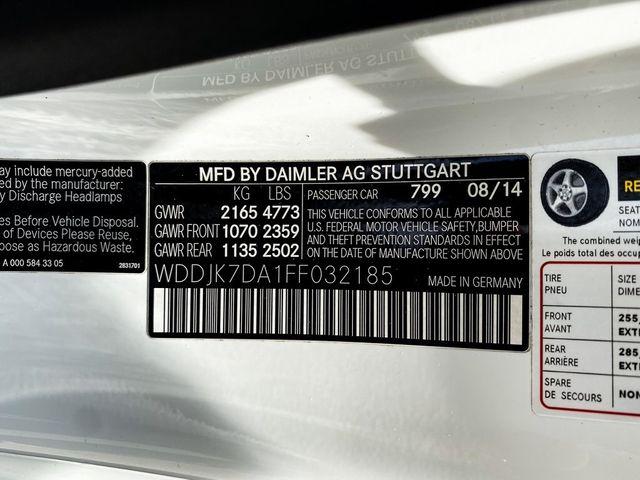 2015 Mercedes-Benz SL 550 SL 550 Madison, NC 44