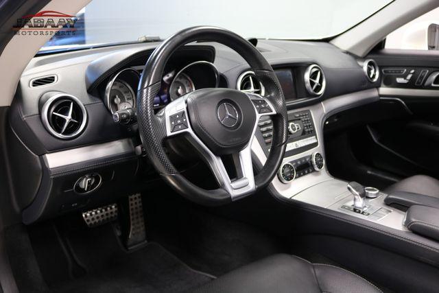 2015 Mercedes-Benz SL 550 Merrillville, Indiana 9