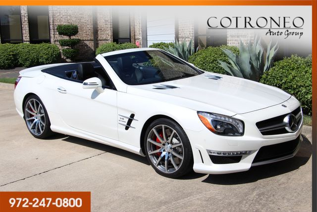 2015 Mercedes-Benz SL 63 AMG in Addison, TX 75001