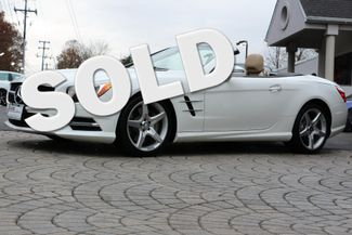 2015 Mercedes-Benz SL-Class SL550 Roadster in Alexandria VA