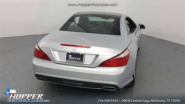2015 Mercedes-Benz SL-Class SL 550 in McKinney Texas, 75070