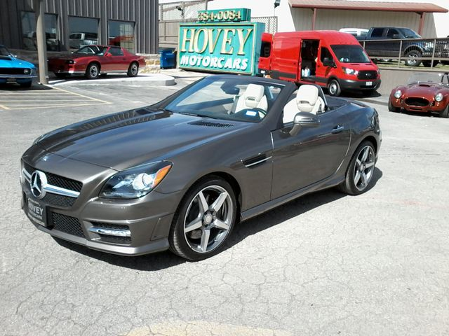 2015 Mercedes-Benz SLK 250 Boerne, Texas 10