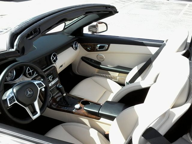 2015 Mercedes-Benz SLK 250 Boerne, Texas 22